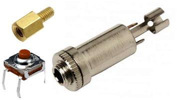 Пополнение выключателей, переключателей, стоек и прочих деталей
