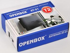 Антенна комнатная OPENBOX АТ-01, 5в, 40mA.