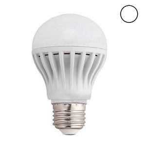 Лампа светодиодная, Е27, 5Вт, холодный свет Огонек