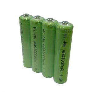 Аккумулятор R3 AAA(1000 mAh,Ni-MH,1.2V) BP-4
