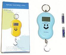 Безмен электронный Portable, до 50кг, точность 5-10гр.