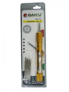 Набор отверток для ремонта электроники BAKU-312