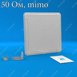 AX-2420P MIMO 2x2 - антенна Wi-Fi 2.4 ГГц (20 Дб)