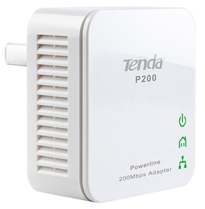 Powerline Adapter TENDA P200Kit
