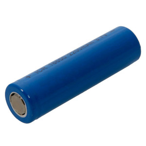 Портативный аккумулятор 18650 -1800mA (1200mA, 3,7V)