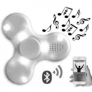 Спиннер (Spinner) со светодиодами и с Bluetooth колонкой.