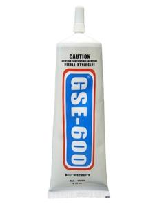 Клей GSE-600, 110ml, для приклеивания рамки тачскринов.