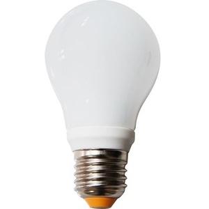 Лампа светод. E27 LED А60 4W стекло , Crystal (экв. 30Вт.)