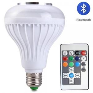 Лампа LED музыкальная с BLUETOOTH и пультом управления, LD-122.