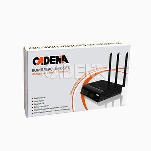Комплекс CADENA UMK-587 с набором датчиков