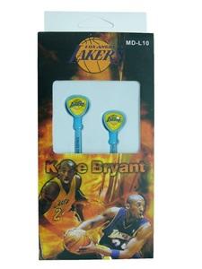 MD-L10 наушники вакуум (Los Lakers)