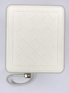 Внутренняя панельная антенна 800-2500MHz 7/8 DBi