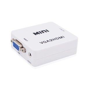 Конвертер из VGA в HDMI