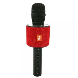 Микрофон CHARGE V8 (Bluetooth, динамики, USB)