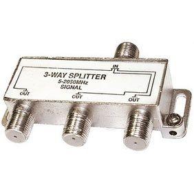 Делитель Splitter х 3  (5 - 2050MHz)