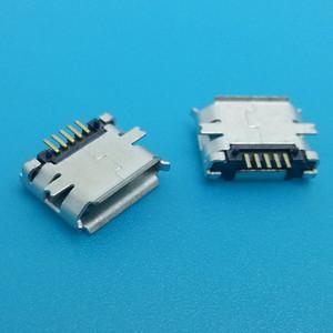 Гнездо Micro USB-B 5-pin SMD