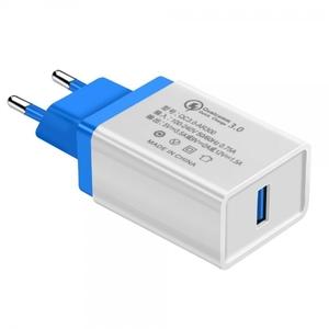 Быстрая зарядка USB Quick Charge 3.0 BS-2051 Class A (5-12В, 3500мА).
