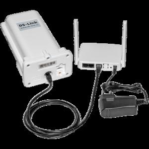 Комплект усилителя мобильного интернета Триколор DS-4G-5k (Уличный модем)