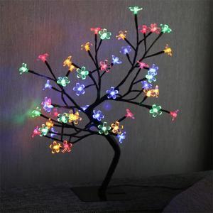 Дерево светодиодное мультицвет 120 LED, 1.2 метра.