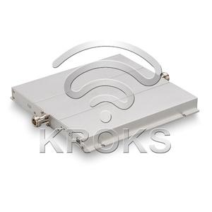 Трехдиапазонный репитер GSM900/1800 и 3G KROKS RK900/1800/2000-60