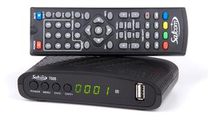 Ресивер DVB-T2 Satcom T505 IPTV