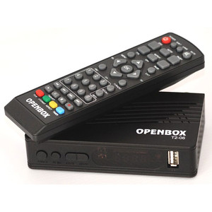 Ресивер DVB-T2 Openbox T2-06
