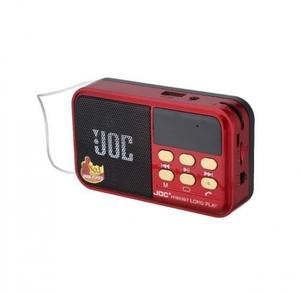 Радиоприемник сетевой JOC H1803BT (USB, Bluetooth)