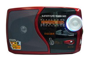 Радиоприемник сетевой Meier M-U73BT (USB, Bluetooth)