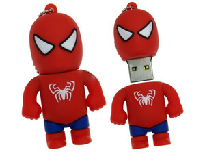 16GB Flash носитель UD-774 (Spiderman)