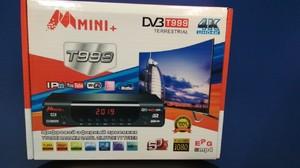 Цифровой эфирный приемник DVB-T999  Mini + HD