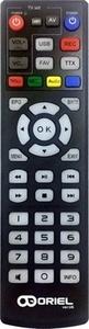 Пульт ДУ для ресивера Oriel U6 (универсальный для Oriel + TV) DVB-T2 Original