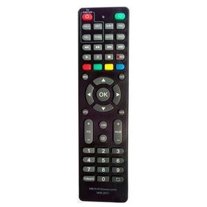 Пульт ДУ универсальный HUAYU для ресиверов DVB-T2+TV (версия 2017г. корпус Lumax B0302)