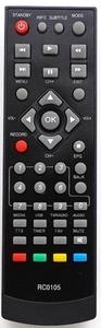 Пульт ДУ BBK RC 0105 (STB 105)HD DVB-T2
