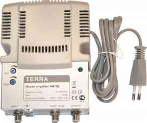 Усилитель домовой Terra HA 126