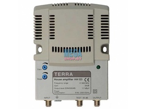 Усилитель домовой Terra HA 123
