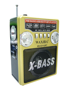 Waxiba XB-631URT р/п (USB)