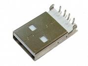 Штекер USB-A-CP на плату