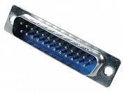 Штекер DB-25M на кабель