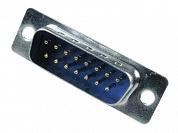 Штекер DB-15M на кабель