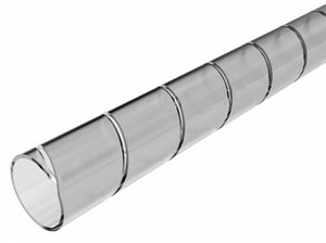 Кабельный бандаж SWB-10 (10 м) -прозрачный-