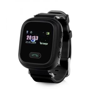 Часы детские с GPS GP-02 (Черные)