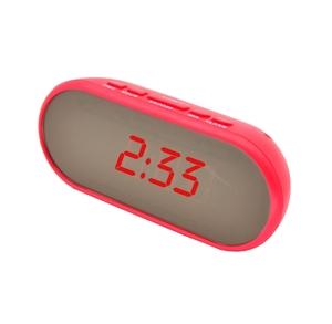 Часы эл. VST712Y-1 крас.цифры
