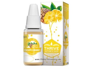 Жидкость для заправки Thrive Pineapple Orange (Ананас/Апельсин) 10мл (NONE-0мг)