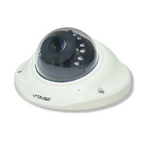 IP Видеокамера цветная купольная DVI-D221F 2 Mpix (1920 × 1080)