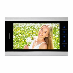 "SVM-1015AMD AHD (silver/black) цветной видеодомофон 10"""