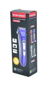 Машинка для стрижки волос Sportsman SM-668B (2*R6)