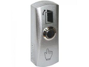 Кнопка выхода, накладная, нержавейка, PBK-815