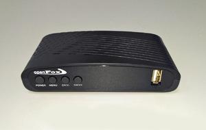 Ресивер DVB-T2 OPEN FOX  T2 SMART UNIVERSAL