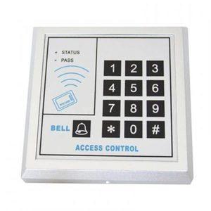 Кодовая клавиатура со считывателем, пластик, АК-210