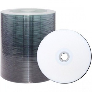Диск DVD+R bulk 8,5Gb 8x Double Layer Ink Print OEM